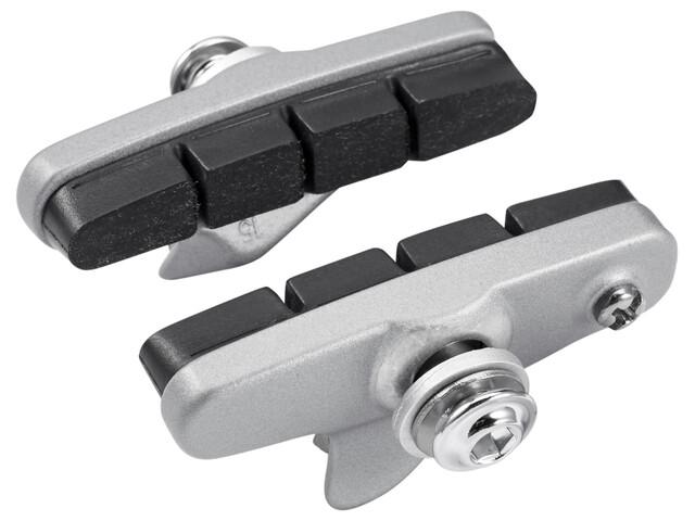 Shimano R55C4 Cartridge Bremsschuhe für BR-5800 silber